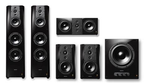 sony es series home theater speaker system ecousticscom