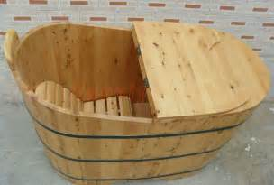 How To Fix Bathtub Drain Indoor Oval Cedar Wooden Bathtub Soaking Wooden Barrel