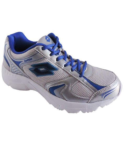 indian sports shoes lotto silver sports shoes ar3192 buy lotto silver