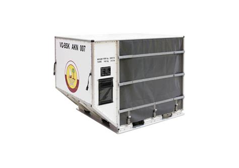 air freight container vrr aviation akn series vrr aviation air cargo storage terminal