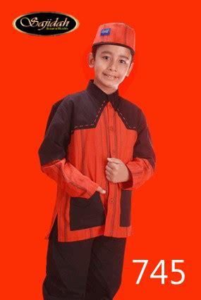 Baju Koko Muslim Sajidah 8242 bibo collection baju muslim anak telekung gamis anak koko