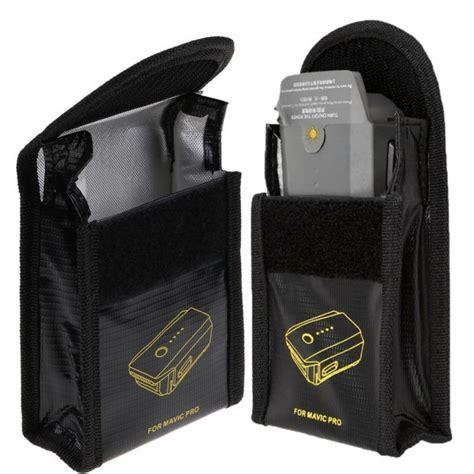 Promo Dji Mavic Lipo Safe Bag Battery 1 lipo safe pouch for dji mavic pro value hobby