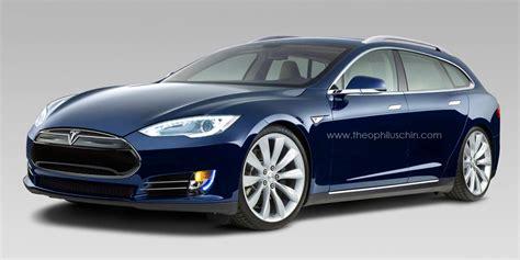 Tesla E85 Tesla Model Iii Design Could Include Suv And Wagon