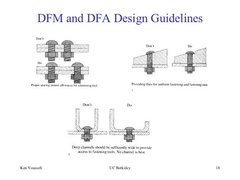 design for manufacturing and assembly bca design formanufacturingandassembly