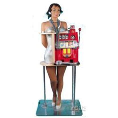 10 cent pace slot machine in 1956 quot cocktail waitress quot