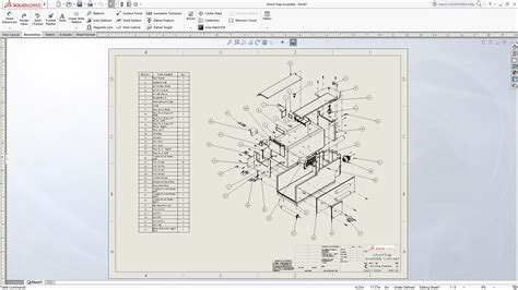 solidworks tutorial parts and assemblies solidworks ghost trap tutorial part 5