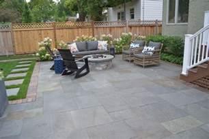 reclaimed barr pavers bluestone patio and