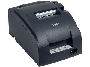 Printer Epson Tmu 220d Usb Manual miniprinter para recibos epson tm u220d 806 corte manual