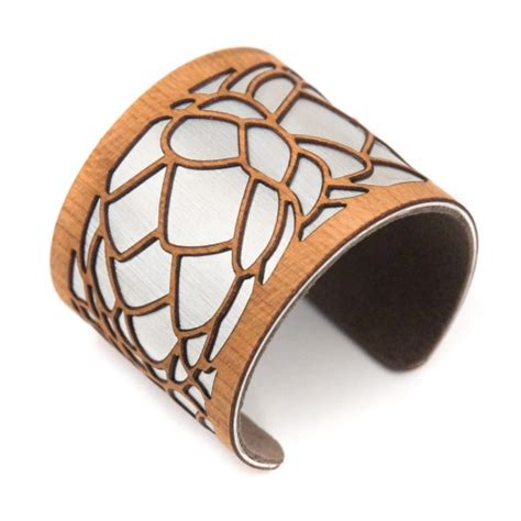 Outfitters Camel Wood Ring On Sale by Web Cuff Laser Cut Cuff Bracelet Cargoh