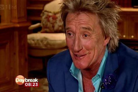 Stewarts Deal Upsets Rod by Rod Stewart Tells Of Chest Aching Devastation After