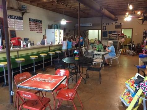Shoo The Shop the shoo fly soda shop is a treat for all in glen on the somervell county