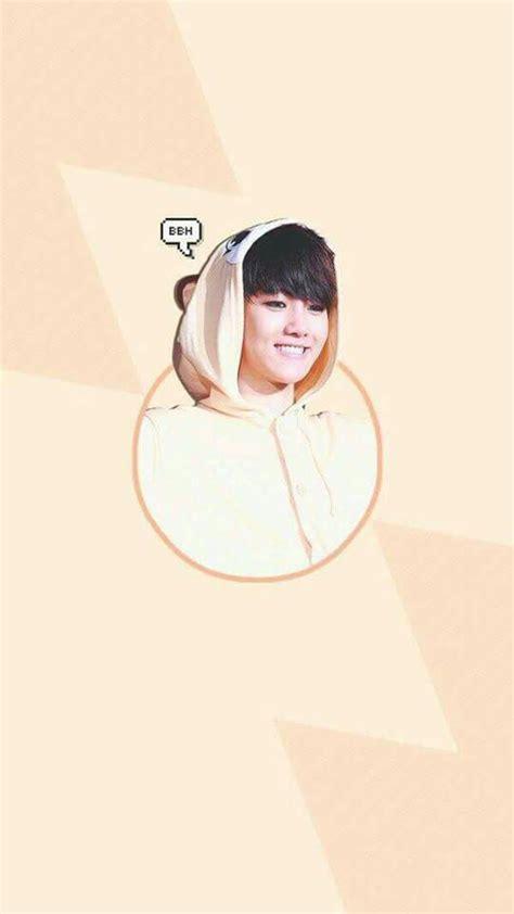 exo lay iphone wallpaper baekhyun wallpaper exo baekhyun exo squirrel exo