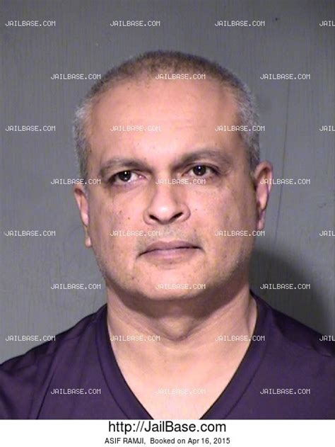 Arizona Records Arrest Asif Ramji Arrest History