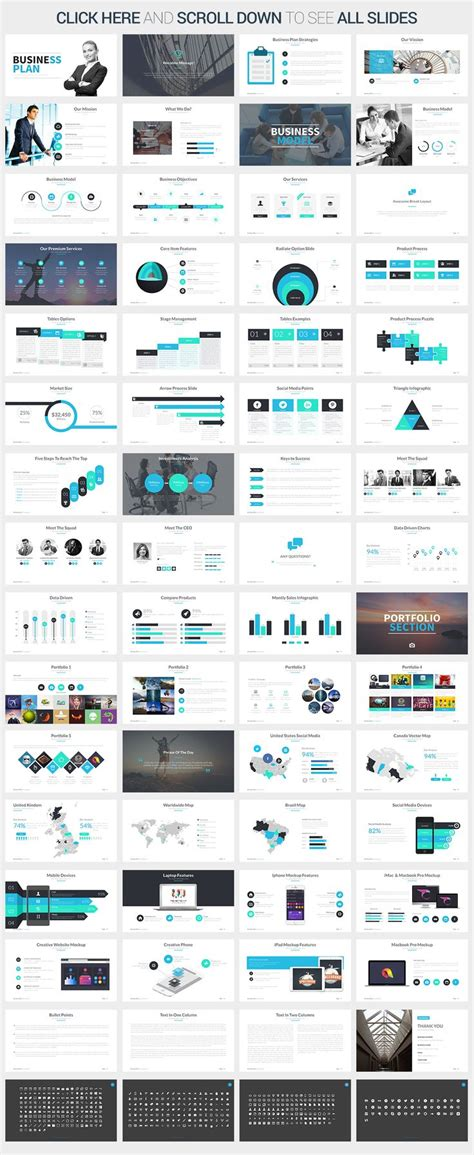 business ideas ppt presentation introduction powerpoint template set