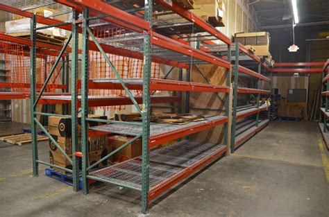 Used Warehouse Racking by Used Pallet Racking Used Warehouse Equipment For Sale