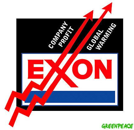 mobil corporation exxonmobil high earnings low taxes no ethics