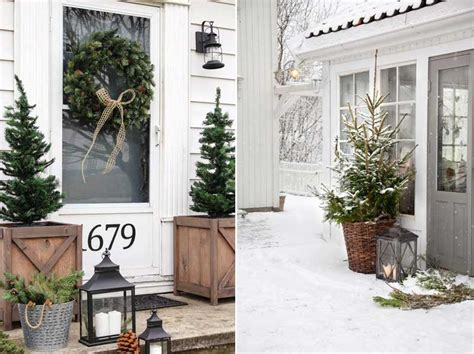 Decoration Porche D Entree le porche d entr 233 e une d 233 co simple et naturelle pour les