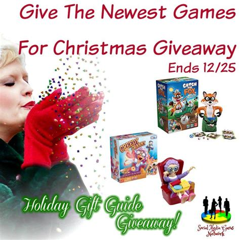 Giveaways For Christmas - god s growing garden give the newest games for christmas giveaway