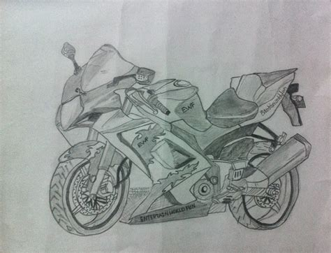 best sketch 4 best drawing techniques to make pencil shading bike