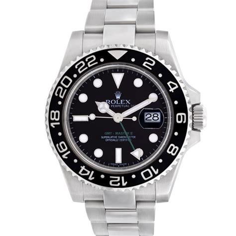 Rolex Gmt Master Ii Kombinasi rolex gmt master ii 116710ln stainless steel world s best