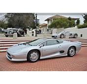 1993 Jaguar XJ220 At The RM Auctions Monterey