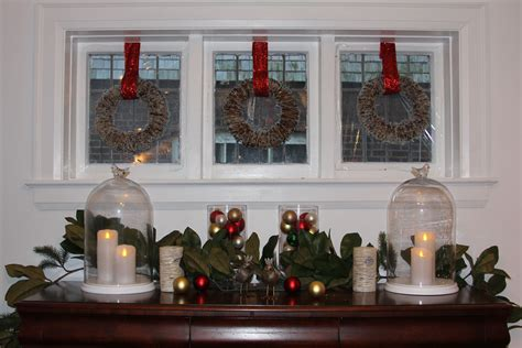 easy christmas window decorating ideas simply linda