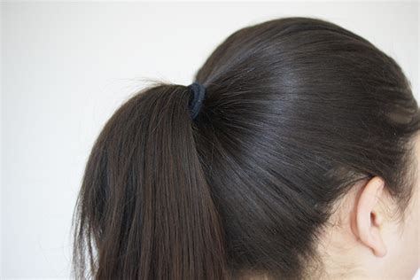 ponytails that attach to your own hair with a rubberband november 2015 barely there beauty a lifestyle beauty