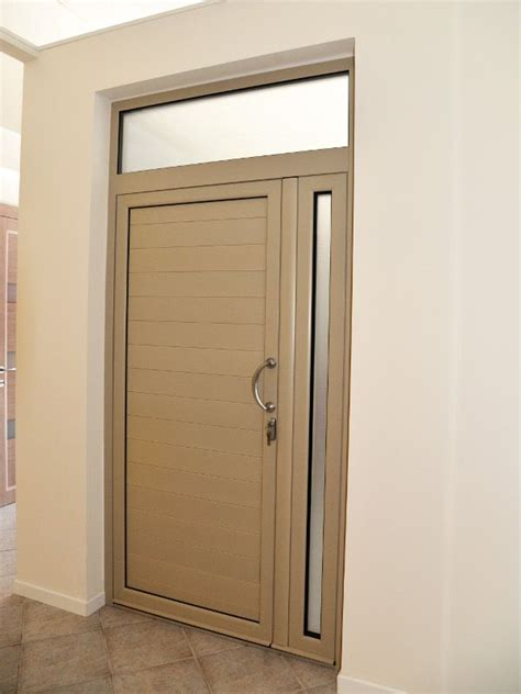 portoncini ingresso alluminio portoncini ingresso