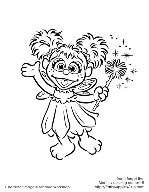 sesame street coloring pages on pinterest coloring pages