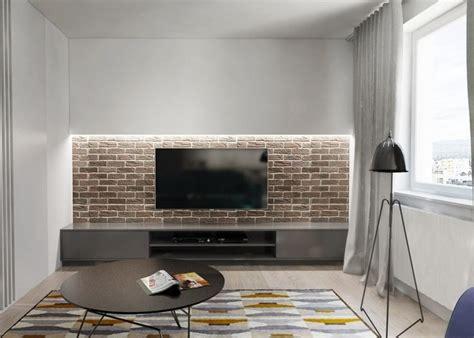 Wandgestaltung Streifen Beispiele by Wandgestaltung Im Wohnzimmer 85 Ideen Und Beispiele