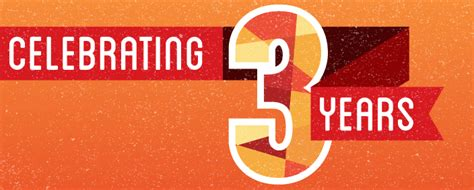 3 years in years crummy media solutions celebrates our 3 year anniversary crummy media solutions