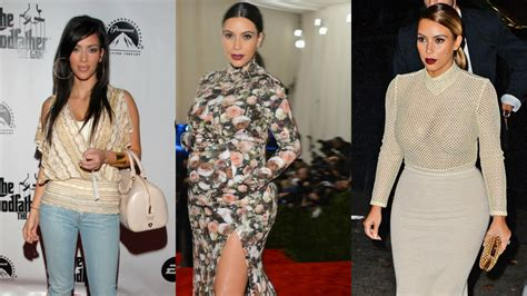 Who Wore Azzedine Alaia Better Part Deux by And Style Before And After Kanye West