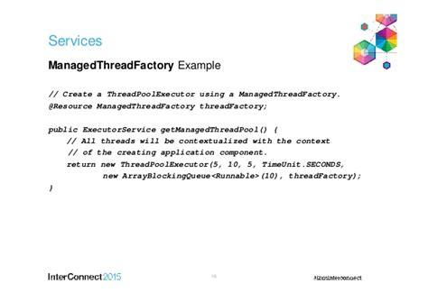 java tutorial threadpoolexecutor aai 2236 using the new java concurrency utilities with ibm