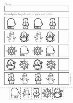 winter pattern worksheet princess and the pea counting mat printable math activity
