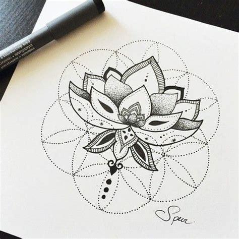 Design Vorlagen F R geometrische tattoos bilder 40 fantastische varianten