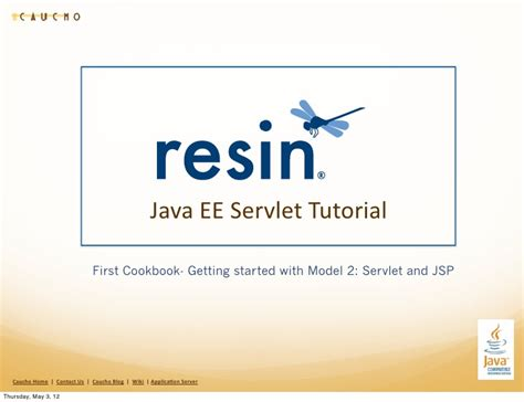 tutorial java jmf java ee servlet jsp tutorial cookbook 1