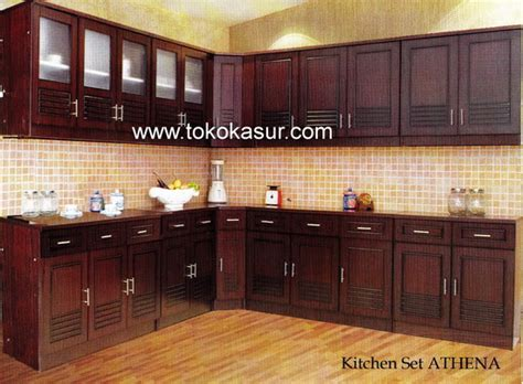 kitchen set athena toko kasur bed murah simpati
