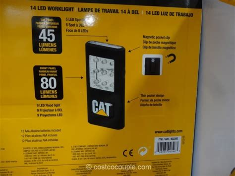 cat led work light costco cat led worklights with magnets