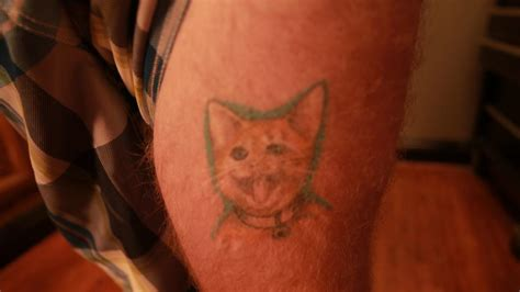 7 bad cat tattoos that would embarrass any feline lover