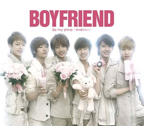 Boyfriend Janus Limited Edition Youngmin Cov album tracklist lyrics weloveboyfriend