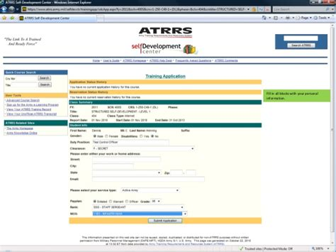 atrrs army help related keywords suggestions for ssd1 course