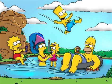 The Simpsons by Simpsons The Simpsons Wallpaper 31838681 Fanpop
