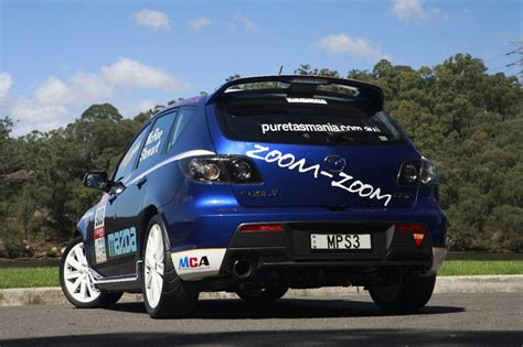 mazda 3 rally car mazda 3 mps rally car revealeda and ready for targa