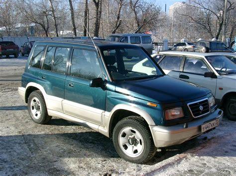 Suzuki Escudo 1996 1996 Suzuki Escudo Pictures 2000cc Gasoline Automatic