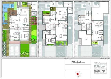 villa floor plan golf signature villas apollo