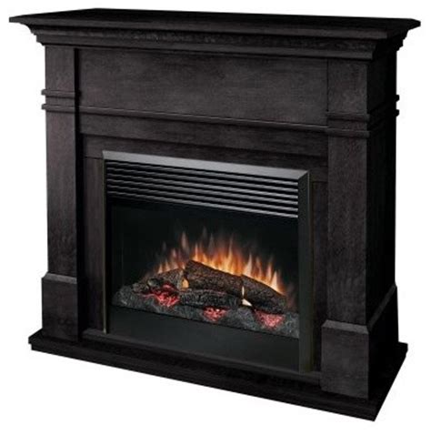dimplex kenton espresso electric fireplace with free