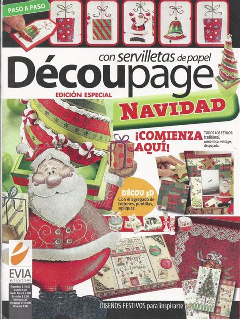 Decoupage Magazine Pictures - decoupage with paper napkins magazine special