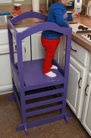 kitchen helper stool ikea diy learning tower or helper tower kids parenting