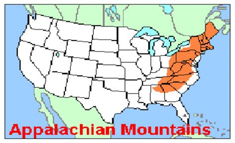 appalachian mountains on us map 13 colonies search results calendar 2015