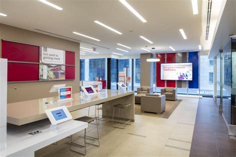 bank branches bank branches of the future are already here bofa says